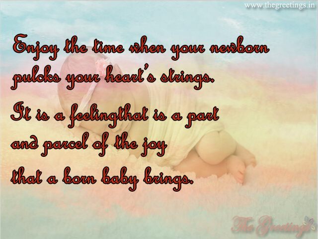 quotes about newborns