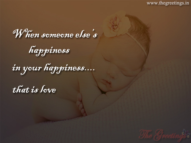 quotes for born baby