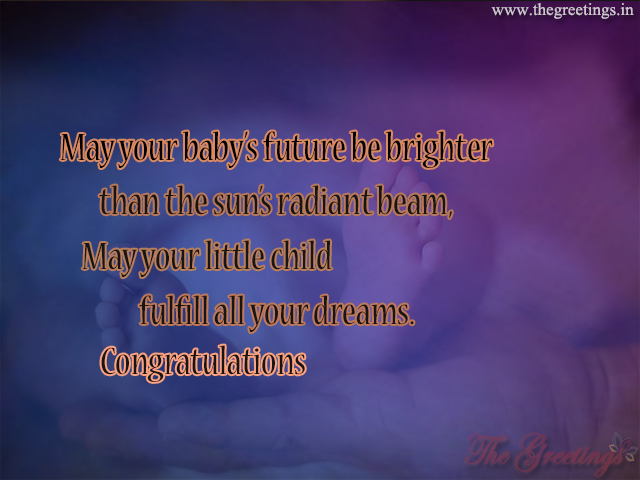 New Born Baby Status Quotes Wishes For Whatsapp Facebook
