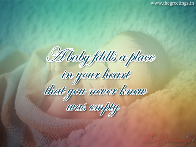 beautiful baby quotes