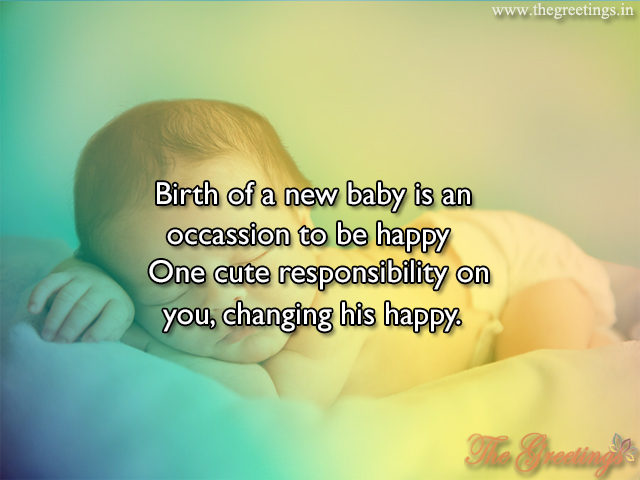 New Born Baby Status, Quotes, Wishes for Whatsapp & Facebook