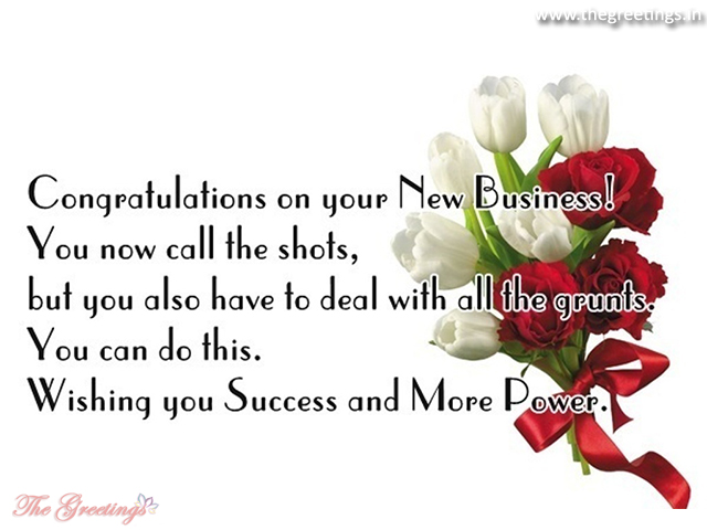 Congratulations Messages, Best Wishes, Success - The Greetings