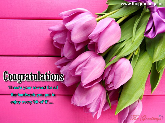 Congratulations Messages, Best, Wishes and Meassage - The