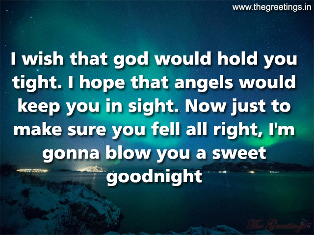 Good Night Quotes With Images, Messages & Wishes - The Greetings